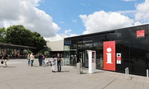 Tourist-Information Outlet City Metzingen